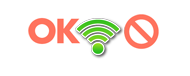 Wi-Fi接続制限